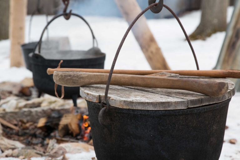 Maple Syrup Festival and activities cancelled at Westfield Heritage Village