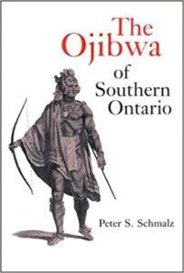 book cover ojibwa