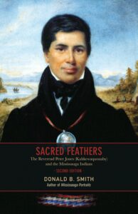 book cover sacred feathers