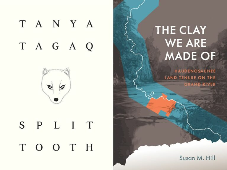 Read something new – Indigenous topics, Indigenous authors