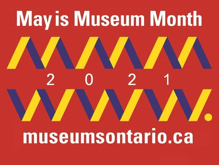 May Is Museum Month